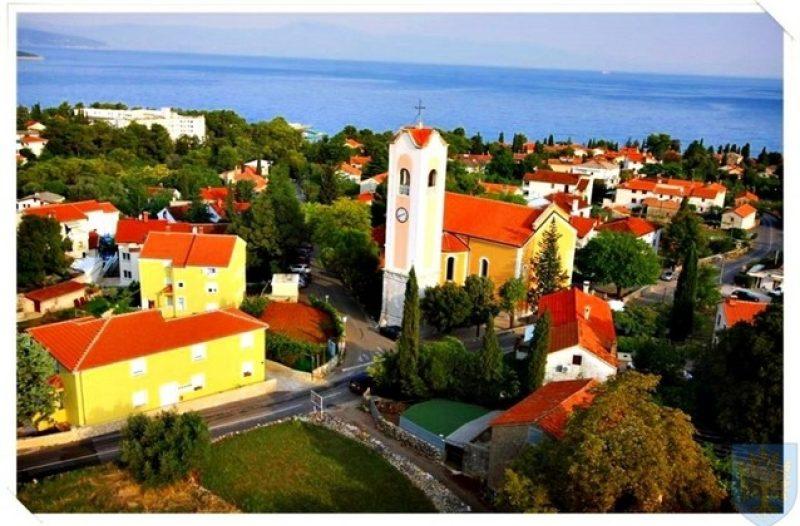 Otok Krk - otok-krk.org, Malinska - Župna crkva Svetog Apolinara u Dubašnici